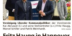 Pressemeldung Haugg